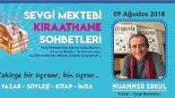 Çizgi Romancı-Yazar Muammer ERKUL,Sevgi Mektebinin misafiri