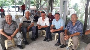 17 Ağustos Deprem Şehidleri Hanlı'da yad edildi