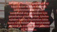 MHP Arifiye İlçe Başkanına teşekkür videosu