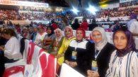 Serap YILDIZ,AK Parti Kadın Kolları 5. Olağan Kongresine katıldı