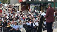 Adapazarı Belediyesi ve Şehit Aileleri Birliğinden anlamlı etkinlik