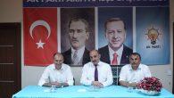 İl Başkanı Ak Parti Arifiye Teşkilatı ile Bayramlaştı