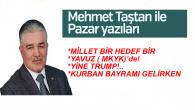Hedef belli… Kızıl ELMA, Kızıl ELMA!..