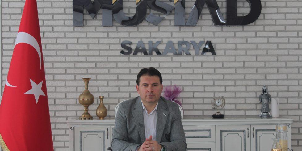 MÜSİAD Sakarya'dan17 Ağustos Depremi açıklaması