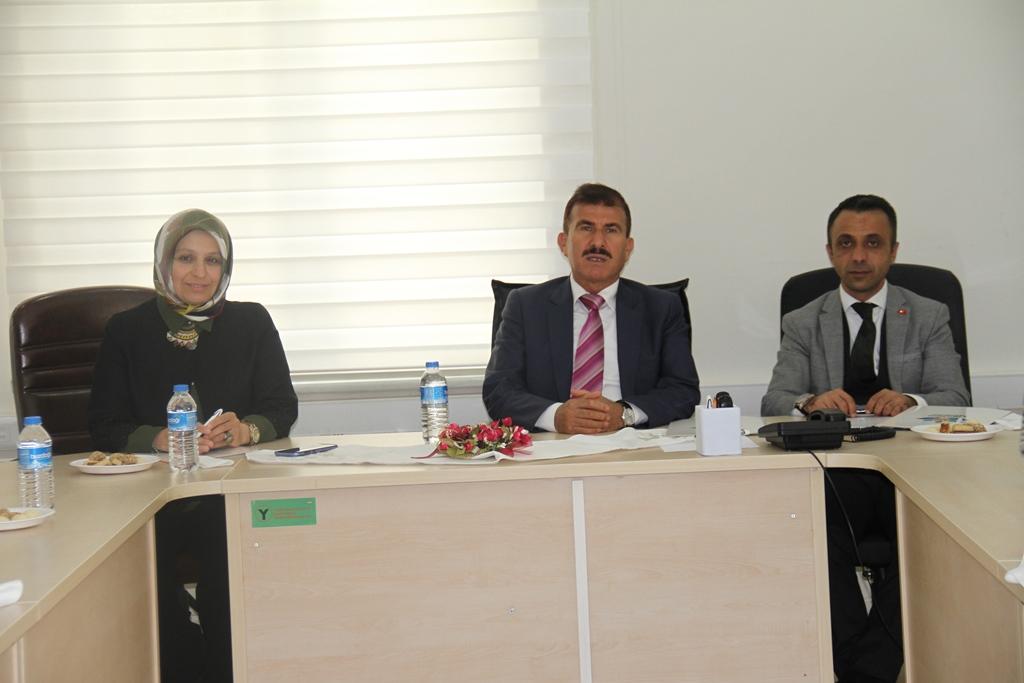 İl Hayat Boyu Öğrenme Komisyonu, yılın ilk toplantısını gerçekleştirdi.