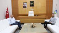 Toçoğlu ve Sofuoğlu şehrin yatırımlarına yönelik istişarelerde bulundu.