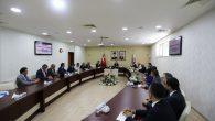 Üniversitelerde Alınacak Güvenlik Tedbirleri Toplantısı Gerçekleştirildi