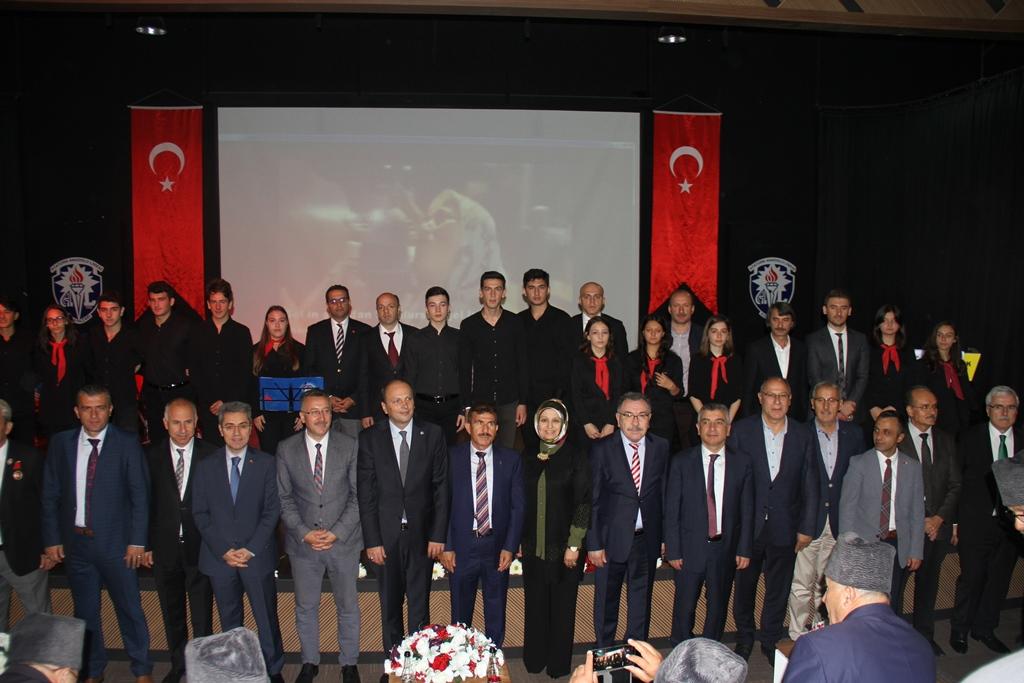 '15 Temmuz Demokrasi ve Milli Birlik Günü' kutlandı