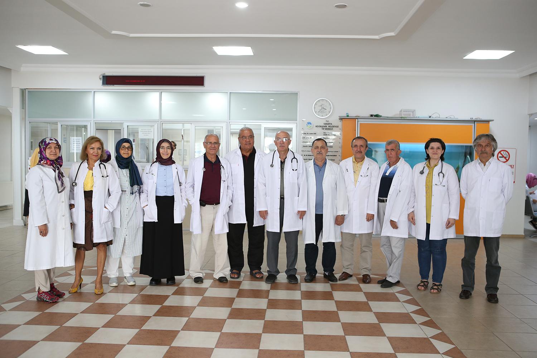 Büyükşehir Tıp Merkezi güçleniyor