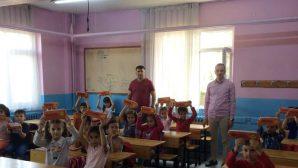Çözüm Masası Koordinatörlüğü Arifiye'de minik öğrencilerin heyecanına ortak oldu.