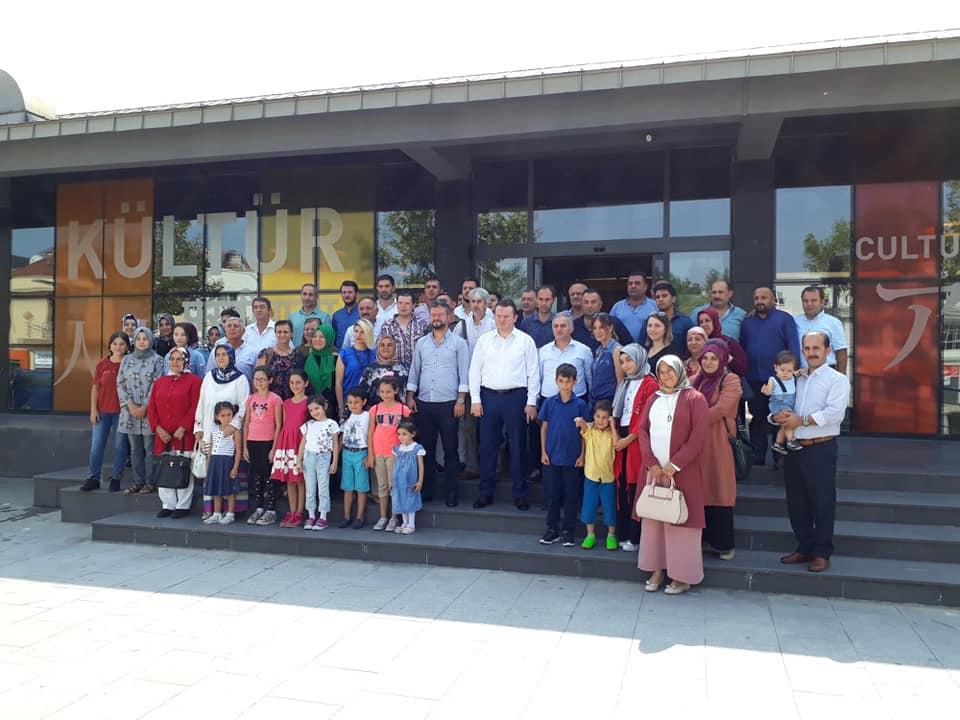 MHP Milletvekili Bülbül, 'Yatırımların takipçisiyiz'