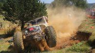 Marmara X-Trial Off-Road Kupası yarışları Sapanca'da yapıldı