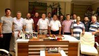Sakarya ASKF'nun aylık olağan toplantısı gerçekleşti