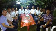 Ak Parti Arifiye Eski İlçe Başkanı Ethem Çınar'a Hac ziyareti