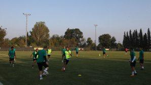 Sakaryaspor'un Sarıyer maçı hazırlıkları sürüyor