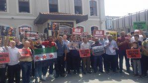 Sakarya'dan Rusya'ya İdlib öfkesi