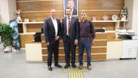 Rıdan SEZER'den ,AK Parti Genel Başkan Yardımcısı Ali İhsan Yavuz'a ziyaret