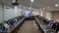 Teşkilat Başkanı Kandemir'den Ak Parti İl teşkilatına yoklama