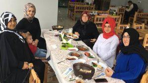 Arifiye Anadolu Kadınları Derneğinden El-Ruha'ya ziyaret