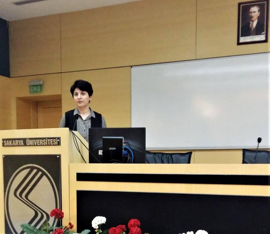 SAÜ'de Akademik personele yönelik oryantasyon eğitimi düzenlendi.