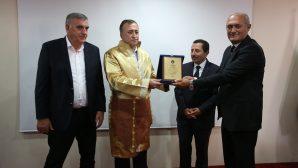 Yılın 'Ahisi'  Halil İbrahim Balcı seçildi