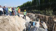 Akçay Barajı Türkiye'ye örnek bir proje