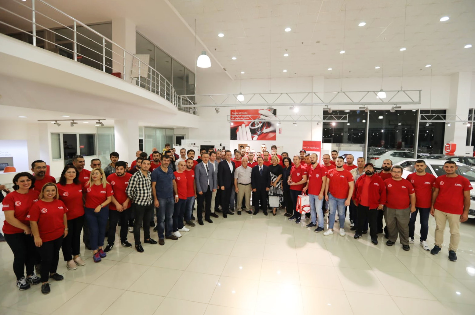 Toyota Team'dan Anlamlı Kan Bağışı