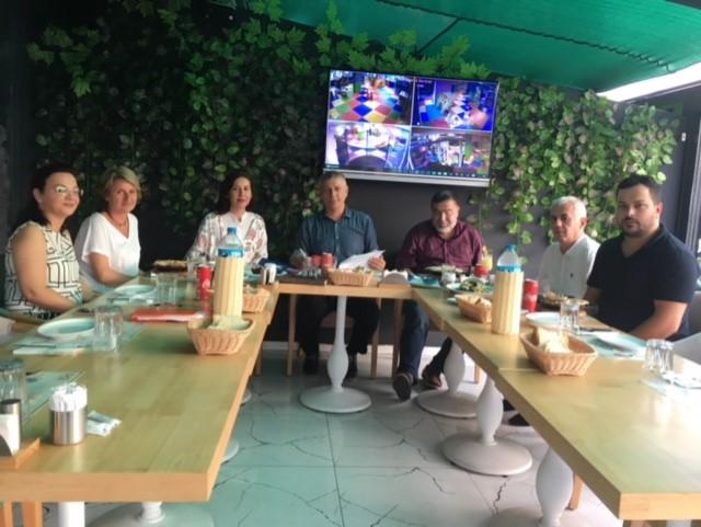 Abhaz'lar protokol imzaladı