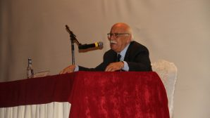 Eski Bakan Prof.Dr. Nabi Avcı'dan Açılış Dersi