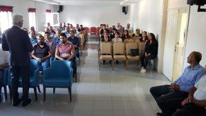 MEB Daire Başkanı Sakaryalı Öğretmenlerle Buluştu
