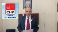 CHP Arifiye İlçe Başkanı Ali GÖKPINAR'dan 95. yıl dönümü mesajı