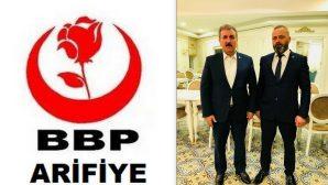 BBP Arifiye İlçede istifa