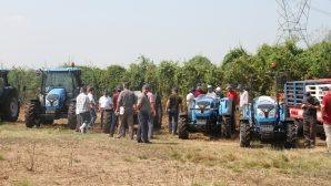 Anadolu Landini Sakarya'da çiftçilerle buluştu.