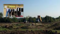 Arifiye Anadolu İmam Hatip LisesininTemelleri Kazılmaya başlandı.