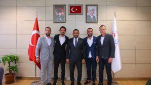 Eski Milli Futbolcular Başkent'e çıkarma yaptı