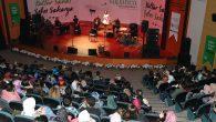 18. Uluslararası Sapanca Şiir Akşamları görkemli bir açılış programı ile başladı.