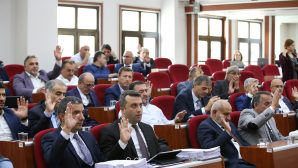 Büyükşehir Ekim Meclis Toplantısı gerçekleştirildi.