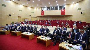 3. Dönem İl Koordinasyon Kurulu Toplantısı Yapıldı