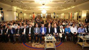 AK Parti İstanbul Sapanca'da kampta