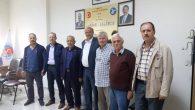 Rıdvan SEZER'den Arifiye Muhtarlar Derneğine ziyaret