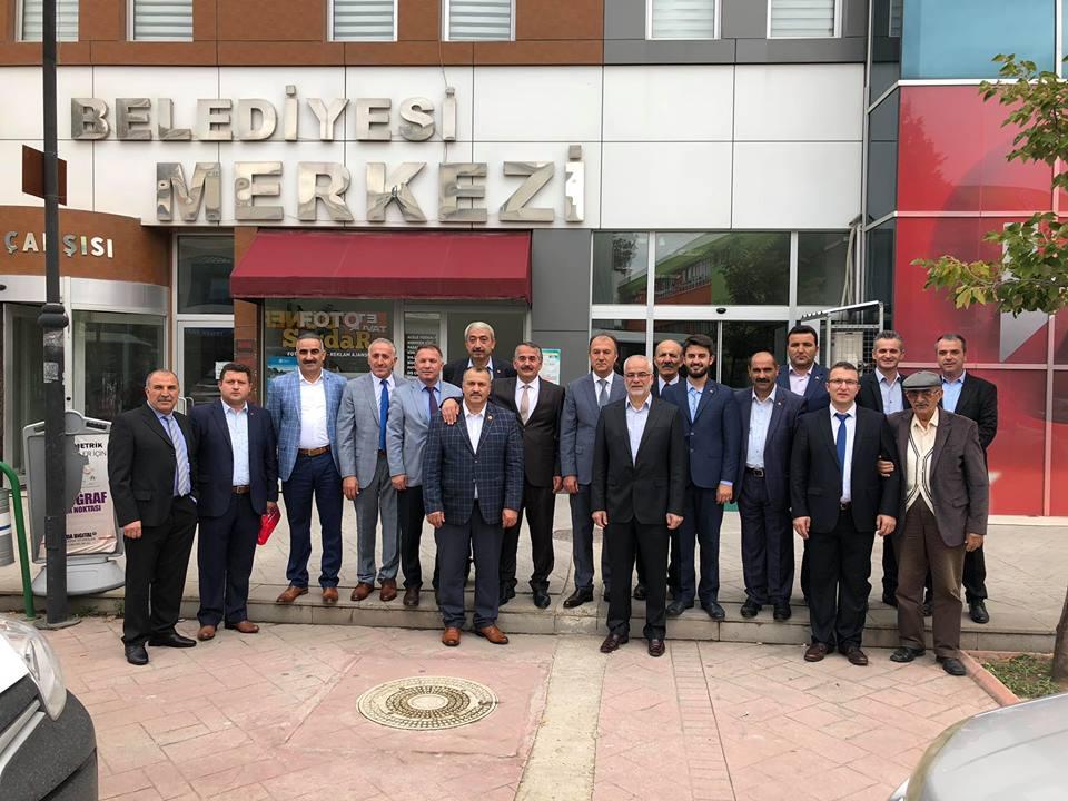 Ak Parti Arifiye'den Ankara çıkarması