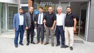 ARSİADER Yönetimi Arifiye'de ziyaretlere devam ediyor.