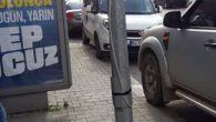 Arifiye Belediyesinin dibinde ki otobüs durağı,durak mı,otopark mı?