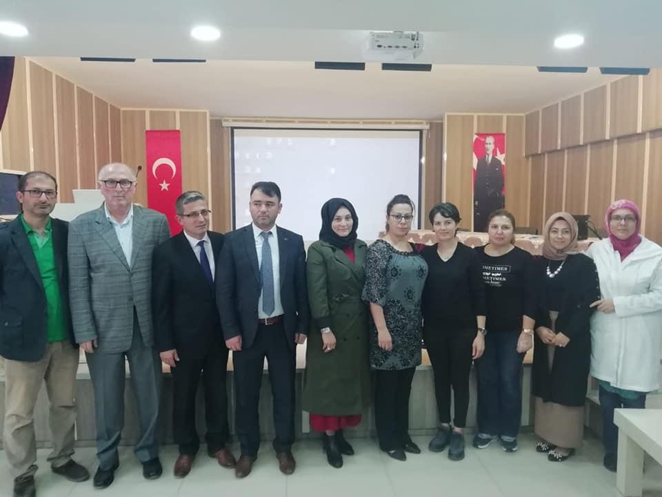 Arifiye Bekir Sıtkı'da Yeni Başkan Fatih Fahri Yeter