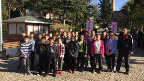 Arifiye Atılgan Spor Kulübü sporcularından tarihi gezi