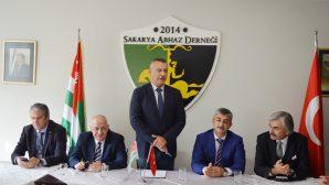 Dünya Abaza Kongresi Yüksek Konseyi; Sakarya'da toplandı
