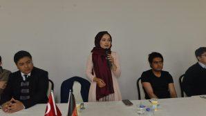 Afgan Öğrenciler Tanıştı