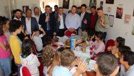 Dünya Çocuk Gününde Arifiye Çocuk Evleri Sitemizi ziyaret ettiler.