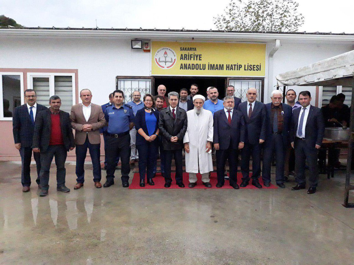 Arifiye Anadolu İ.H.L'de '15 Temmuz Demokrasi ve Milli Birlik Günü' Programı
