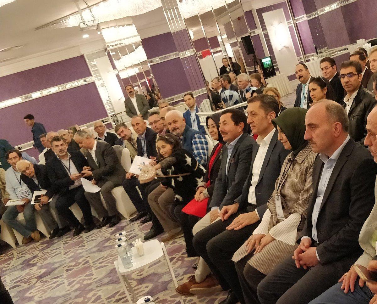 Bakan Selçuk,'Ortak Akıl Arama' konferansına katıldı